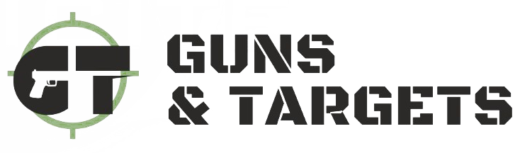 logo Guns and Targets, magasin airsoft