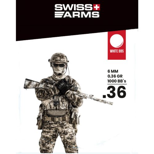 235-ka-bb-18-wh-billes-0.36g-swiss-arms